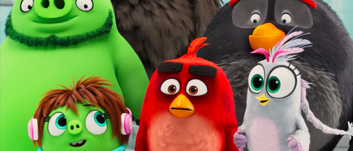 The Angry Birds Movie 2 Review It S Totally Fine Film