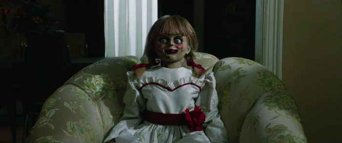 Annabelle Comes Home trailer