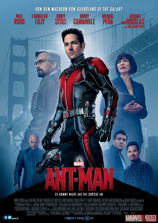 Ant-Man International Front