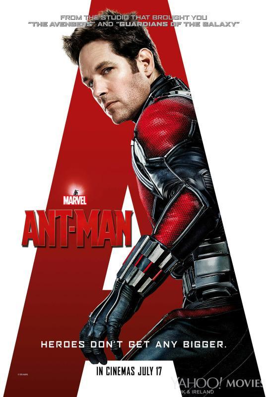 Ant-Man International poster