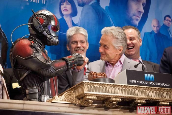 Ant-Man NYSE