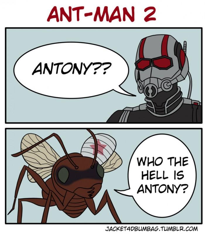 Ant-Man Winter Soldier