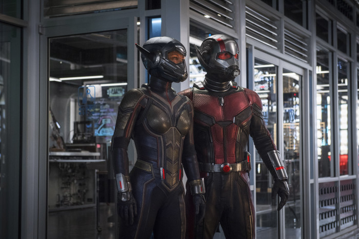 Ant-Man and the Wasp lab