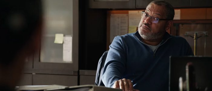 Ant-Man and the Wasp - Laurence Fishburne