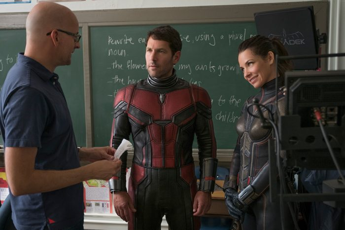 Ant-Man and the Wasp - Reed, Rudd, Lilly