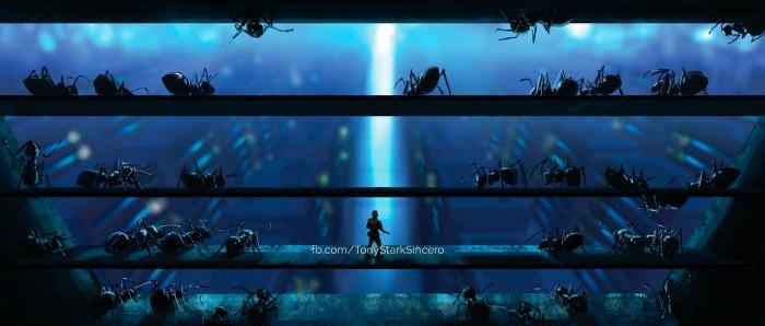 Ant-Man concept facebook