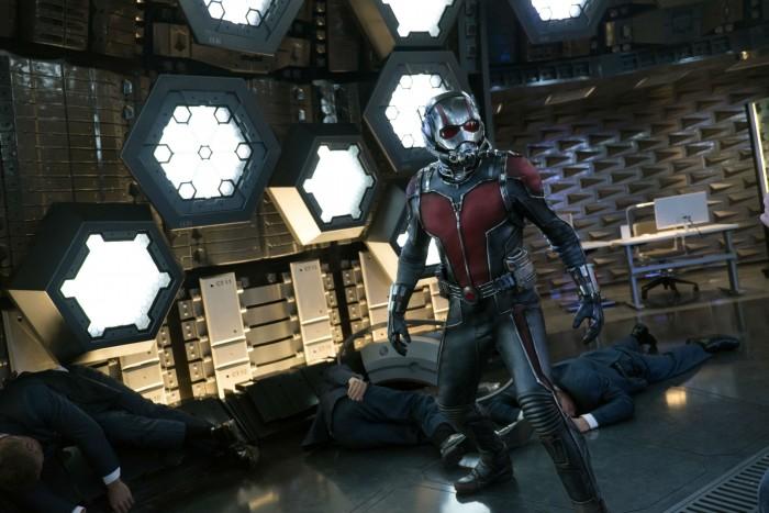 Ant-Man fight