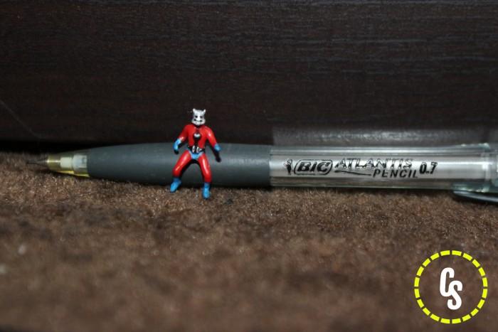 Ant-Man toy