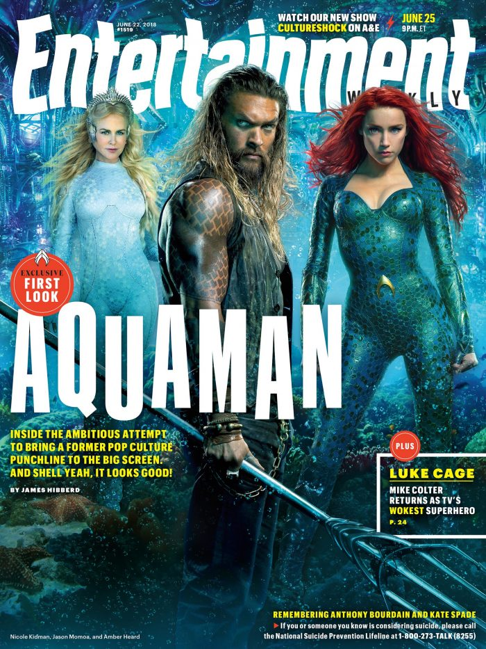 Aquaman Image Nicole Kidman