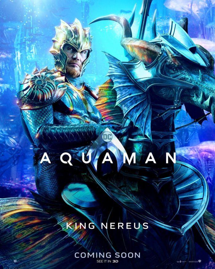 Aquaman Poster Dolph