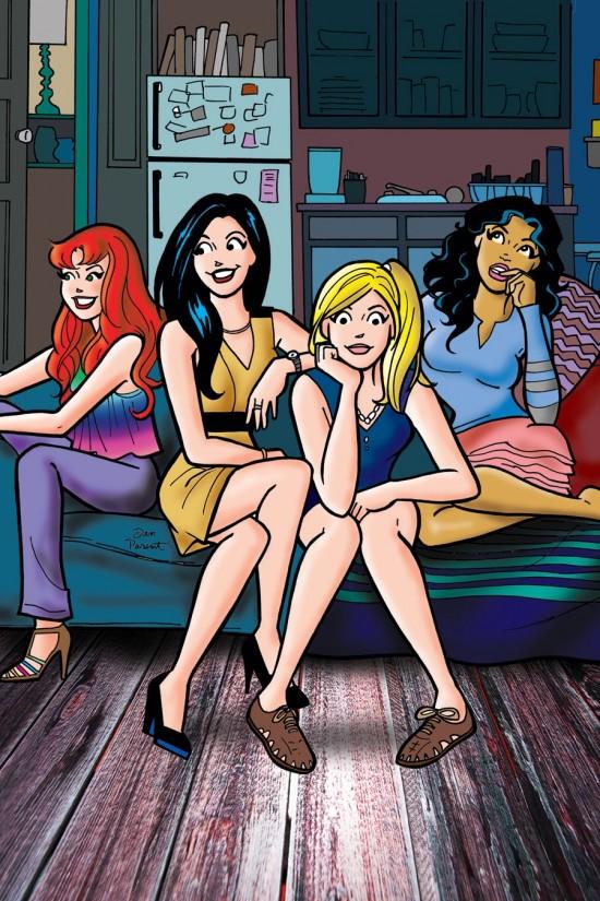 Archie Girls (Dan Parent)