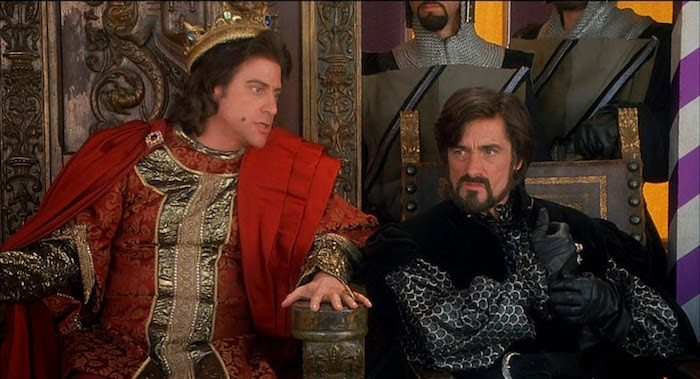 Ariel Fisher's Favorite Movies of All Time - Robin Hood Men in Tights