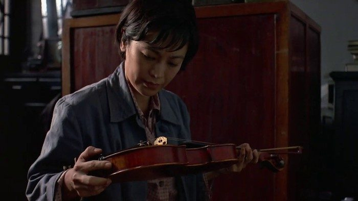 Ariel Fisher's Favorite Movies of All Time - The Red Violin