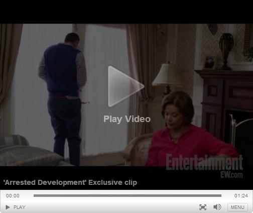 Arrested Development clip