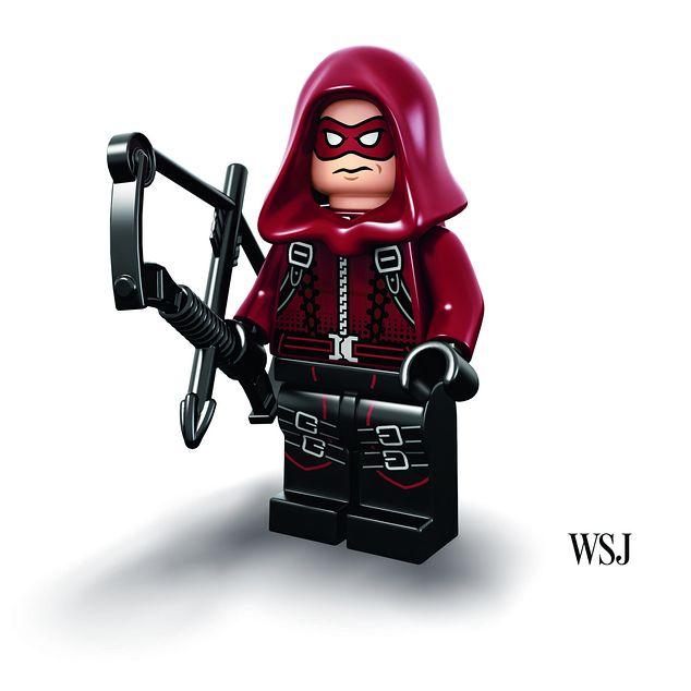 Arrow Arsenal Lego