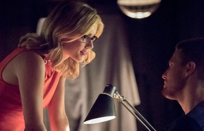 Arrow Season 4 Olicity