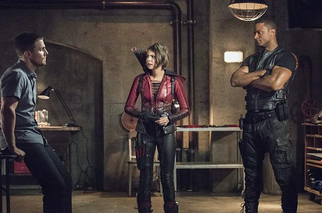 Arrow Season 4 premiere