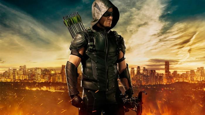 Arrow suit