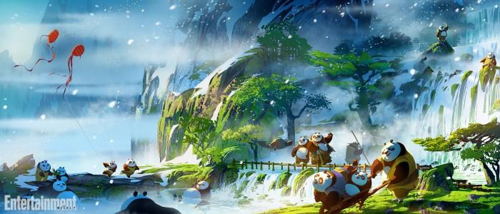 Art of Kung Fu Panda 3 header
