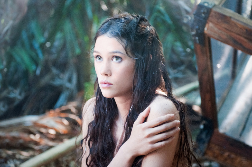 Astrid Berges-Frisbey Nude Photos 49