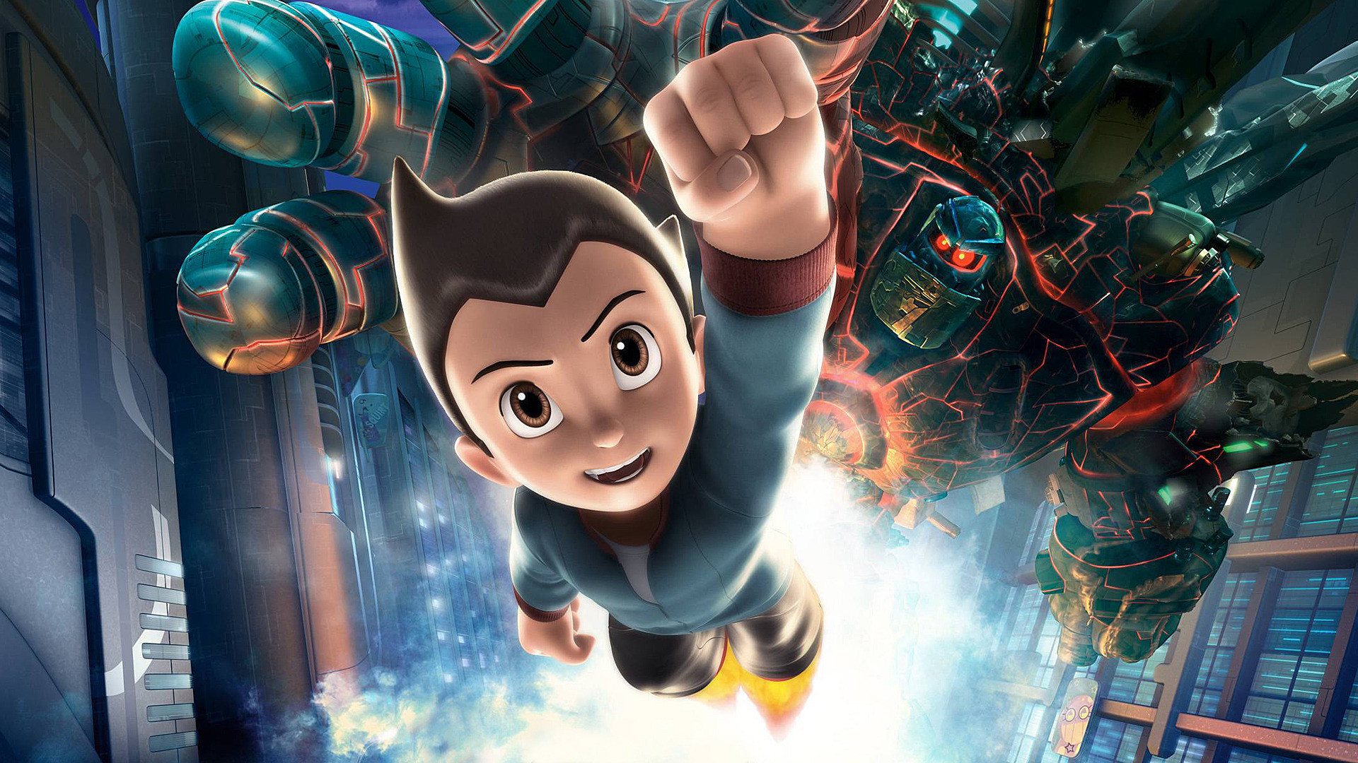 Astro boy is flying back to the big screen this time in live action animal logic the animation and effects studio behind avengers age of ultron and the