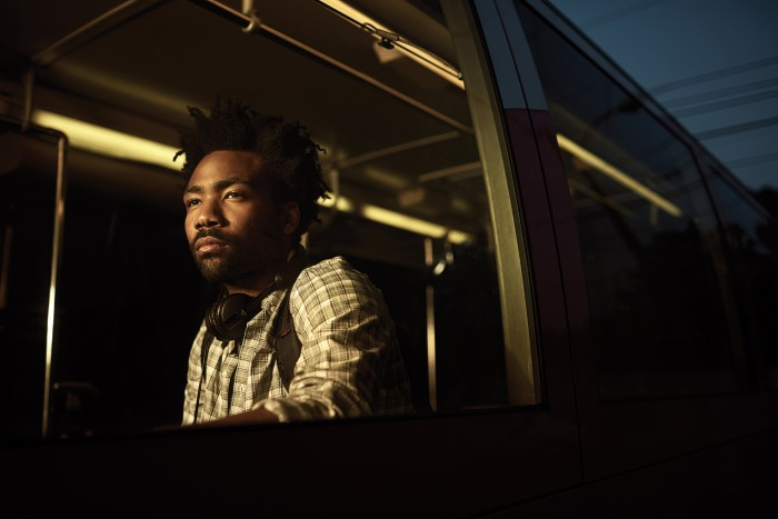 Donald Glover in Atlanta Season 1