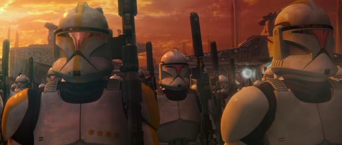 CGI Clone Troopers