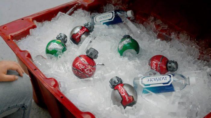 Aurebesh Coca-Cola galaxys edge