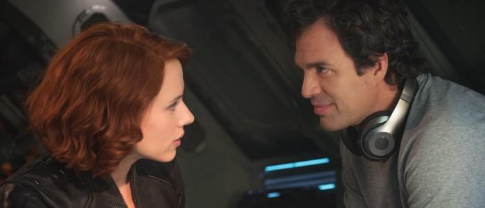 Avengers Age of Ultron - Natasha and Bruce