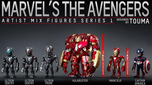 Avengers Age of Ultron Touma