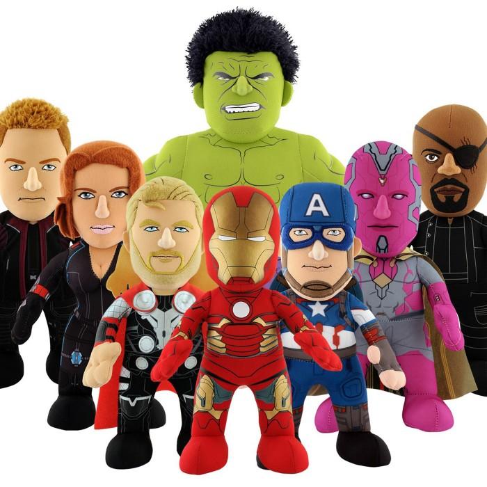 Avengers Bleacher Creatures