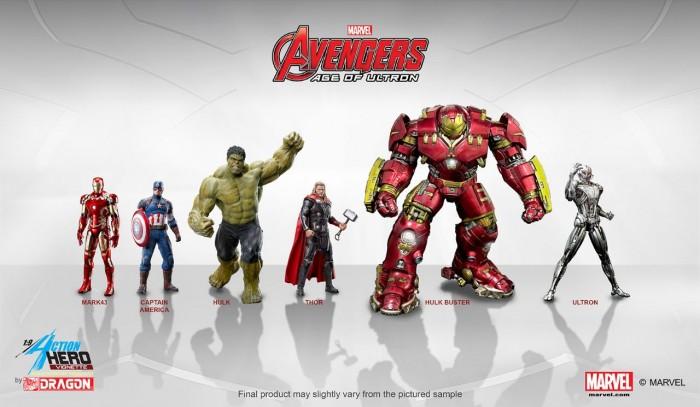 Avengers Dragon merch