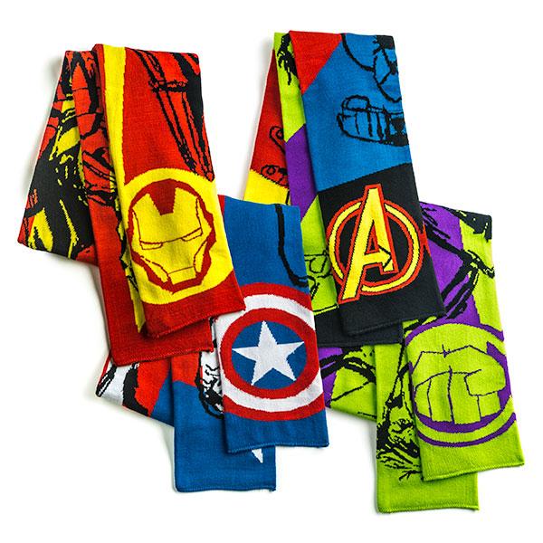Avengers scarves