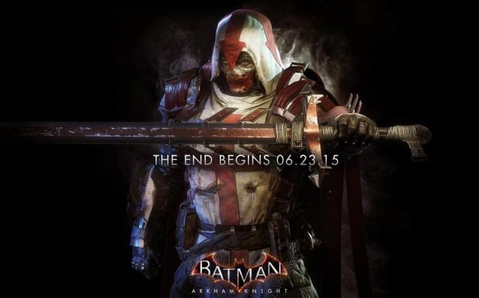 Azrael Batman Arkham Knight