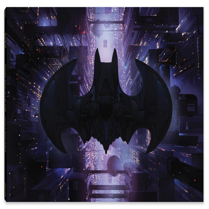 batman vinyl cover