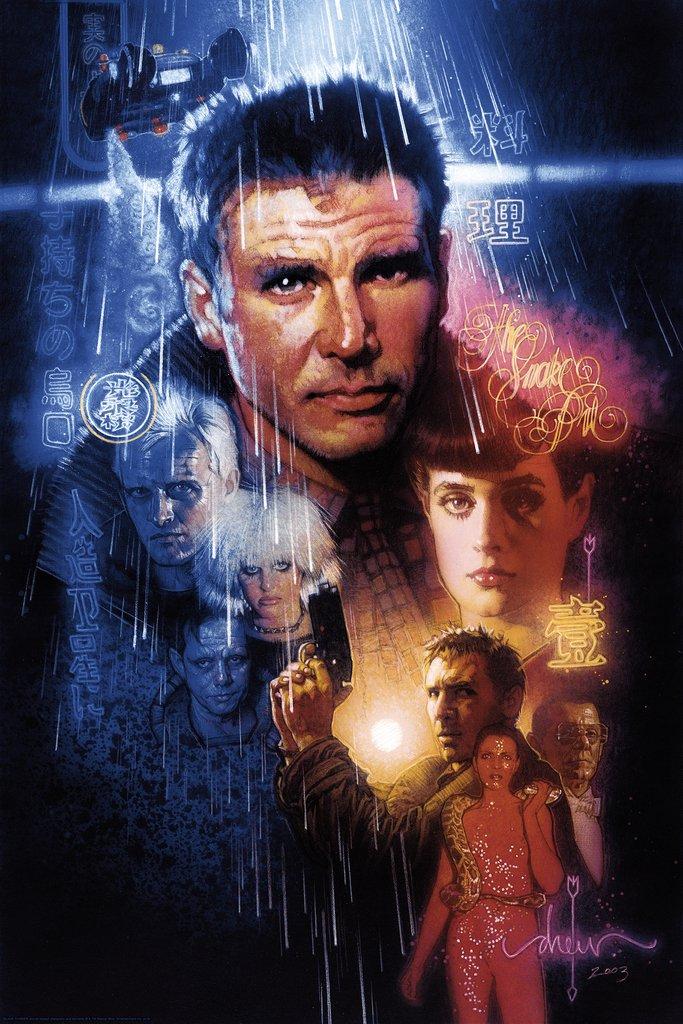 Blade Runner Drew Struzan untitled
