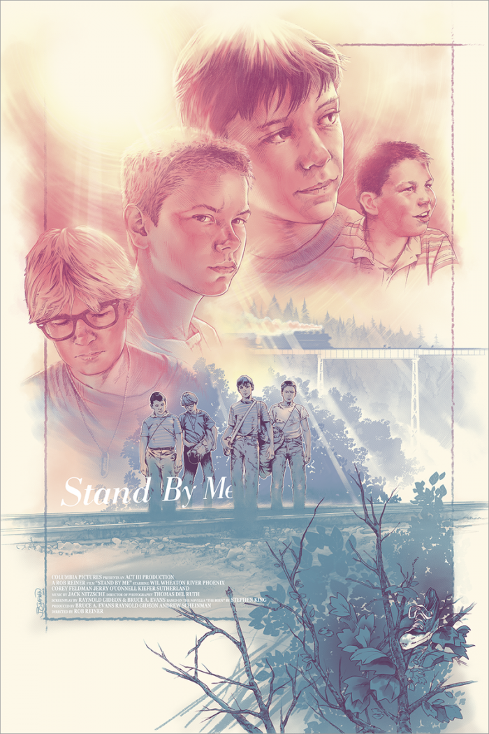 Barret Chapman Stand By Me