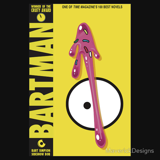 Bartman tshirt