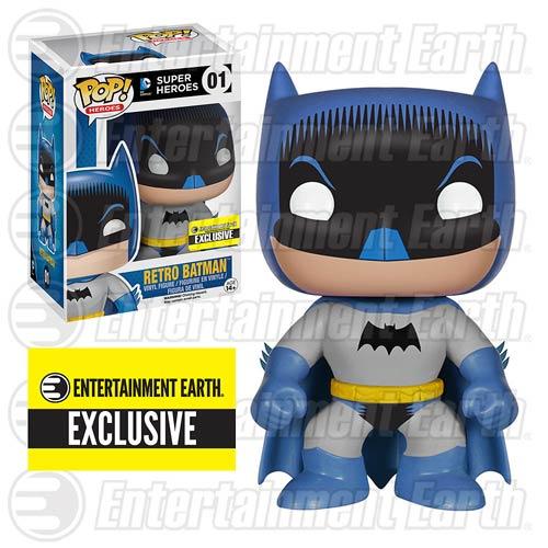Batman 1950s Funko Pop