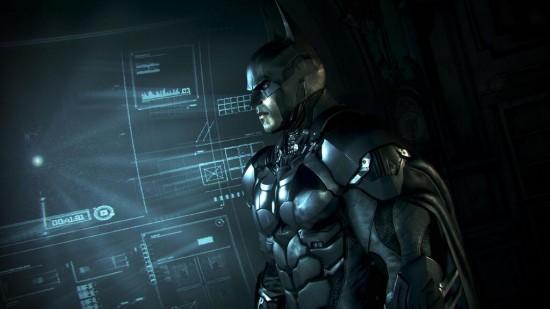 Batman Arkham Knight tech