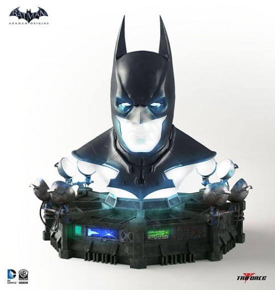 Batman Arkham Origins bust