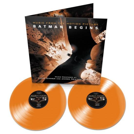 Batman Begins Vinyl