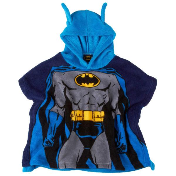 Batman-Hooded-Poncho-Blanket