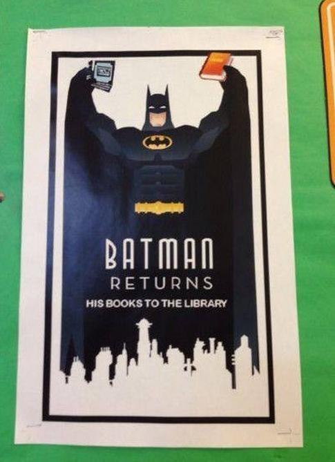 Batman Library