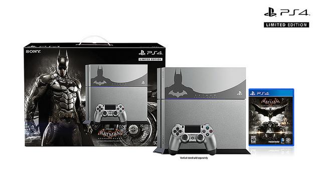Batman PS4 Bundle