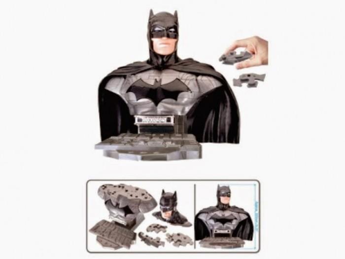 Batman Puzzle bust