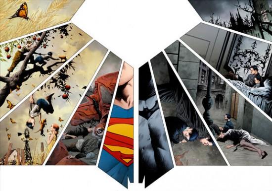 Batman Superman Comic