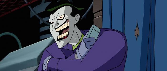 Joker in Batman The Animated Series