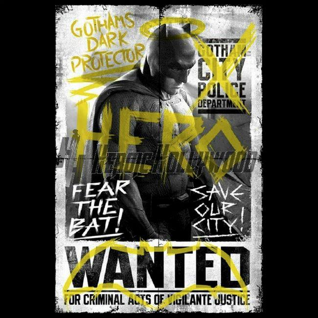 Batman v Superman HH