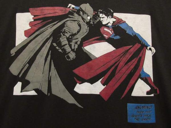 Batman v Superman crew